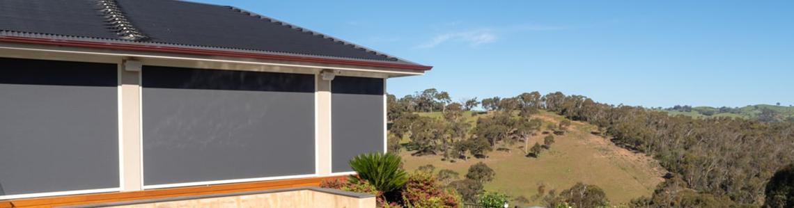 smart outdoor blinds australian living